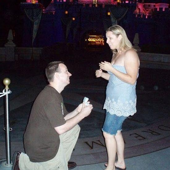 Propostas de casamento