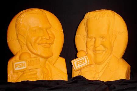 Arte em queijo