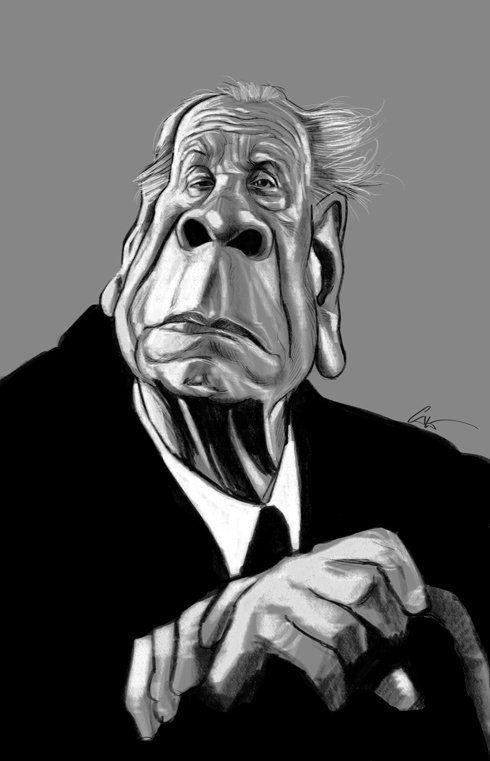 Caricaturas engraçadas de famosos de Marco Calcinaro 18