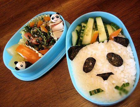 Arte em comida 07