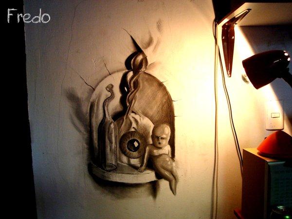 Desenhos 3D incr�veis 04