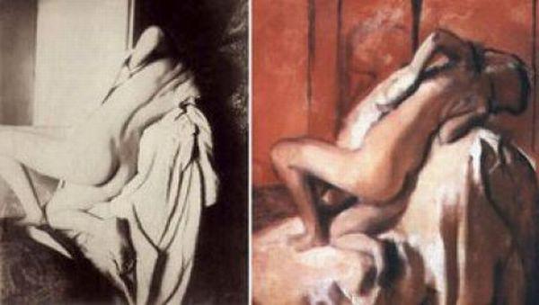 Famosos pintores que usaram fotos para criar seus quadros