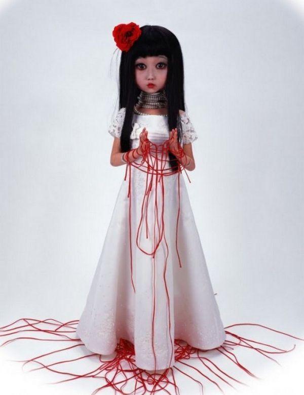 Garota ou boneca?