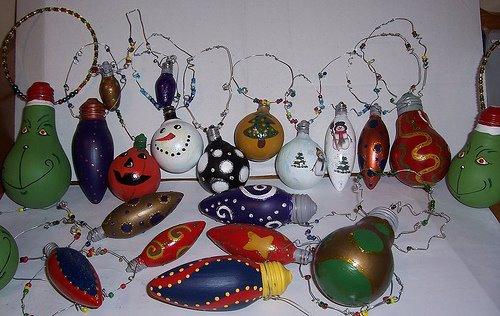 Reciclagem de lâmpadas tradicionais