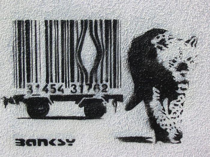 O melhor de Banksy