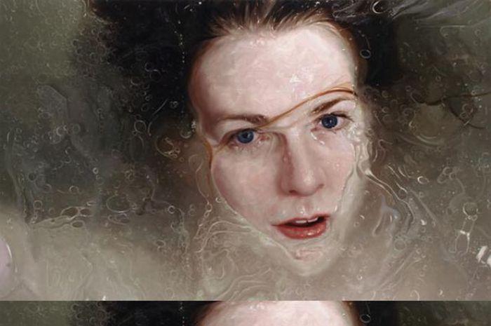 A pintura hiper-realista de Roberto Bernardi