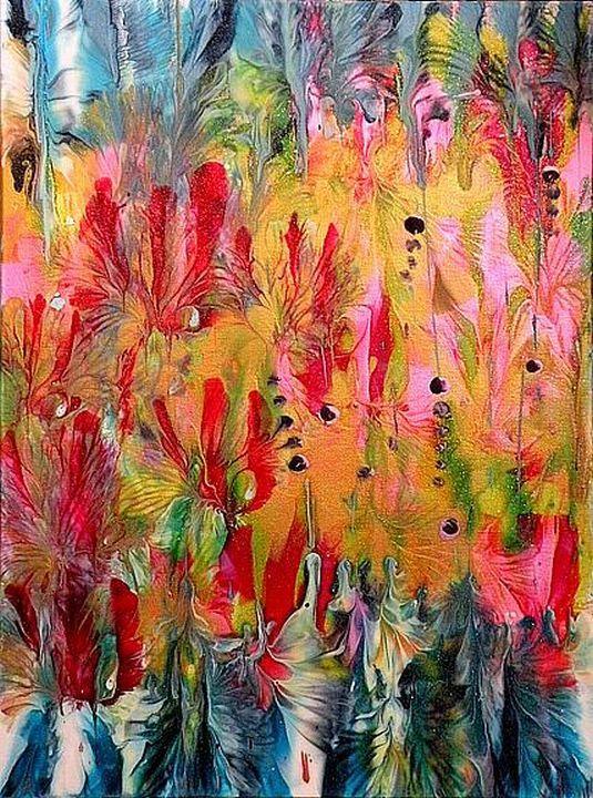 Pintura com os seios