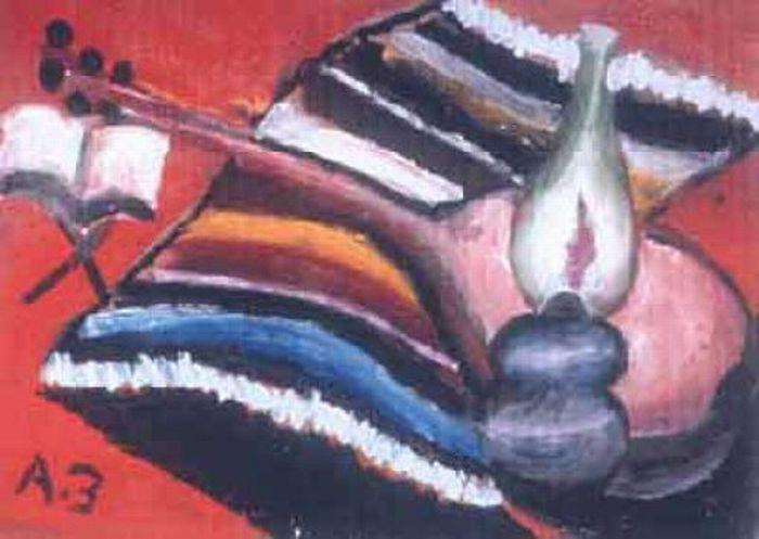 Quadros de um pintor cego