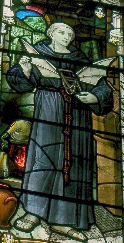 O homem que conseguiu voar no século XI
