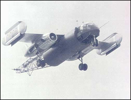 Avião estranho 01