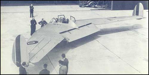 Avião estranho 17