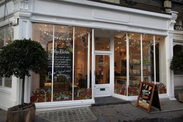 Restaurante para cães em Londres 01