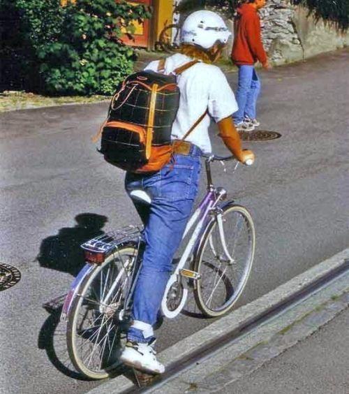 Elevador de ciclistas