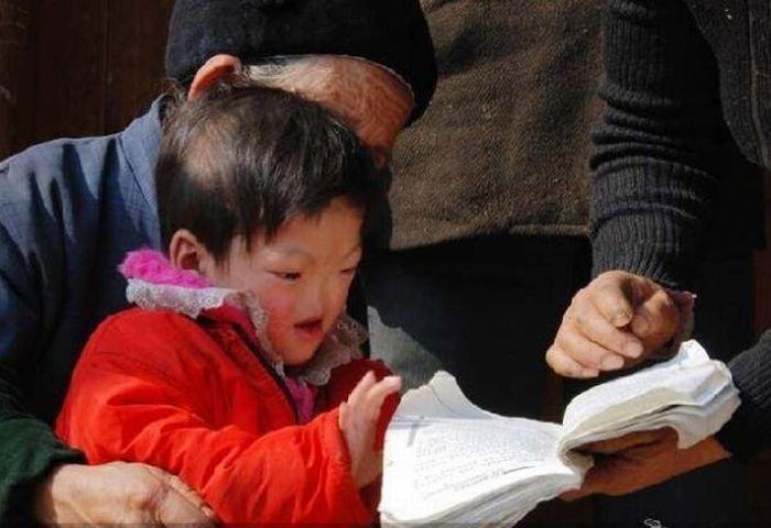 V�timas da contamina��o chinesa?