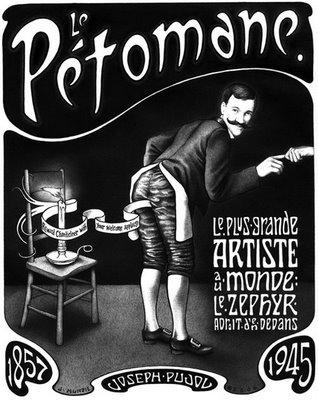 Joseph Pujol, Le Pétomane (O Peidorreiro)
