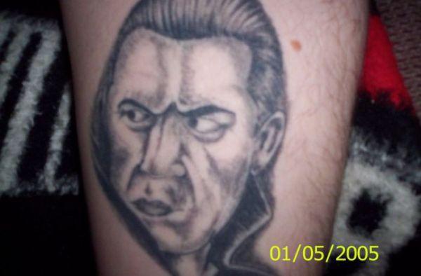 Tatuagens bizarras
