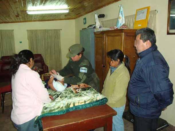 Bebês como mulas do narcotráfico na Argentina