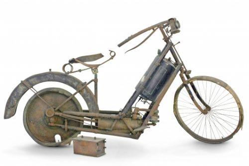 Moto Hildebrand & Wolfmüller