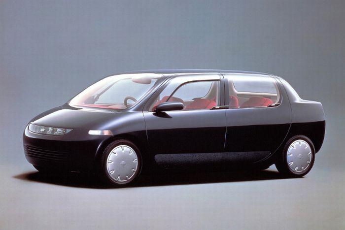 Carros conceitos japoneses dos últimos 50 anos
