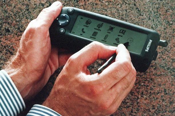 Evolução dos telefones móveis