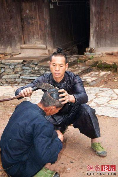 Corte de cabelo à foice  04