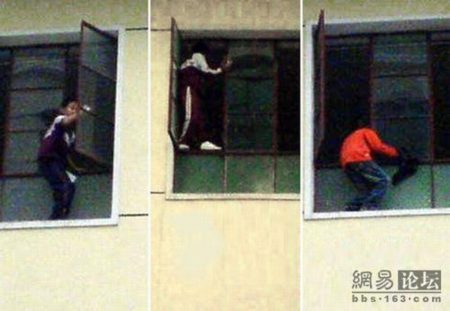 Tarefas extra escolares na China