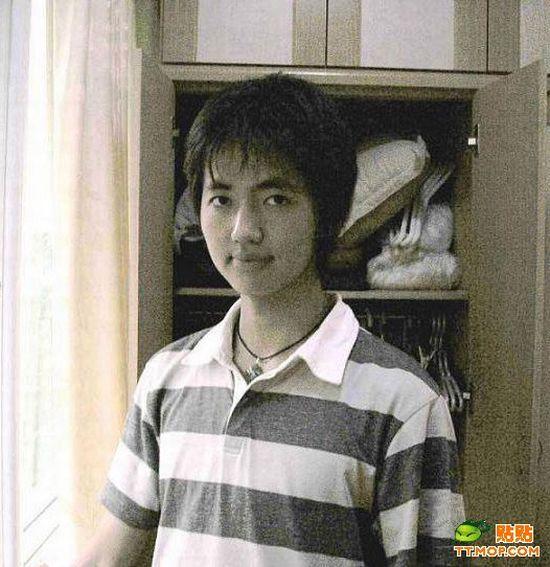O garoto chinês que virou garota