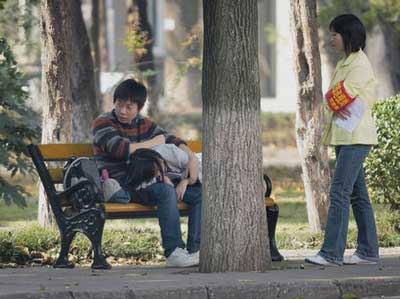 Universidade Chinesa proibe beijos entre alunos