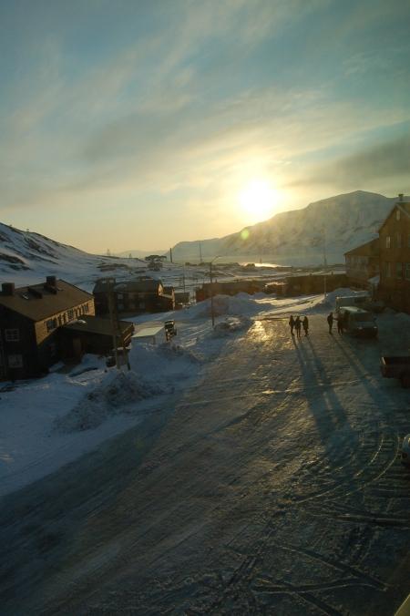 Proibido morrer em Longyearbyen