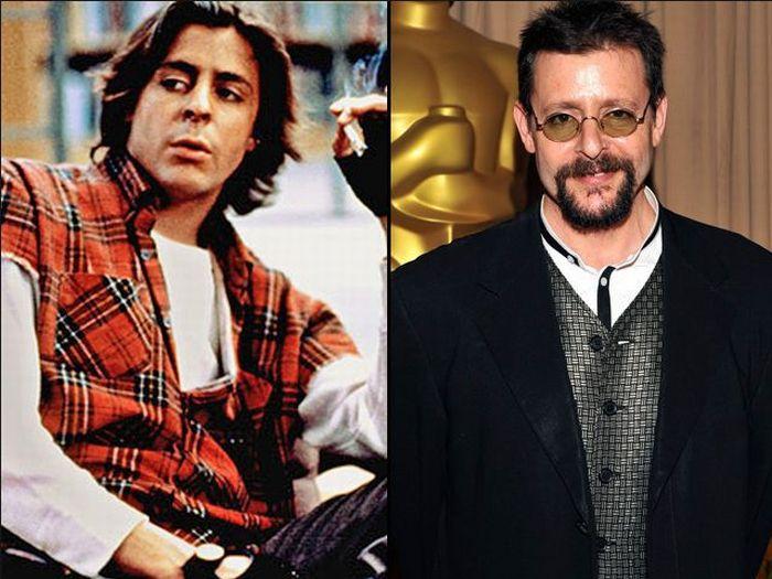 Estrelas de filmes adolescentes, ontem e hoje