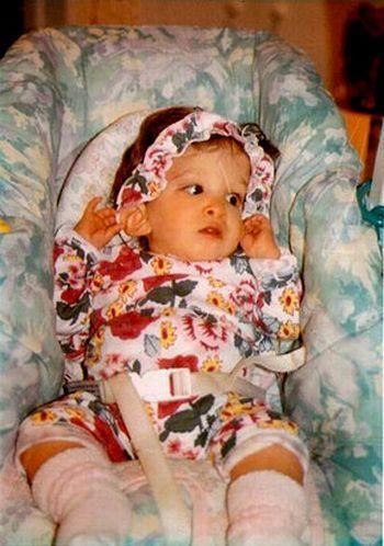 Brooke Greenberg, a menina que não cresce