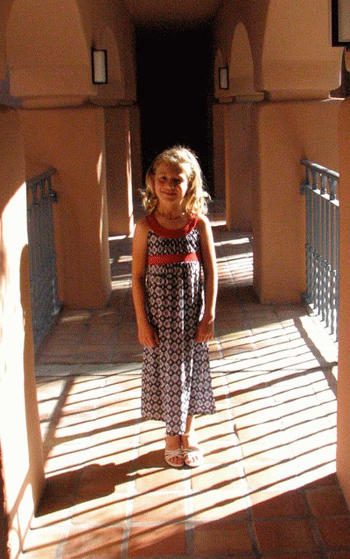 Josie Romero, oito anos, o transexual mais jovem do mundo