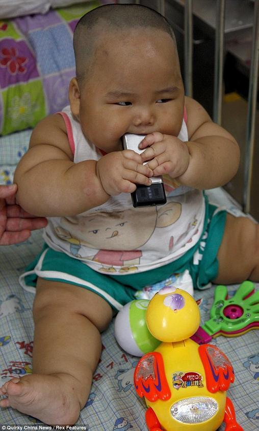 Bebê gigante
