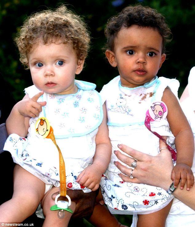 Gêmeas de cores diferentes