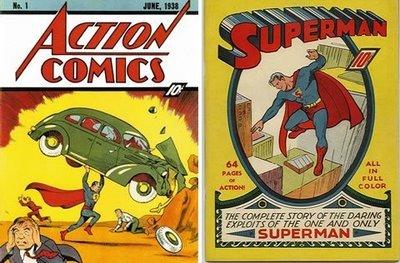 Quadrinhos do Super-homem