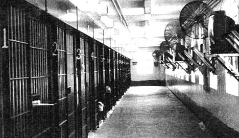 O corredor da morte