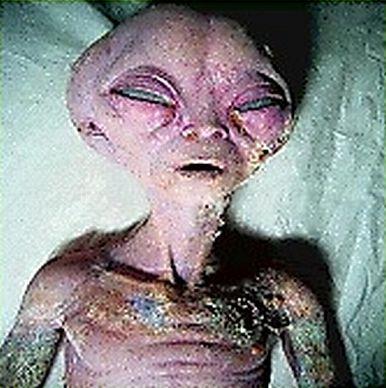 Os aliens e o ET de varginha