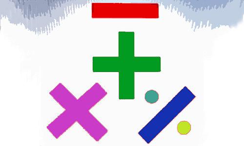 Origem dos sinais matem�ticos