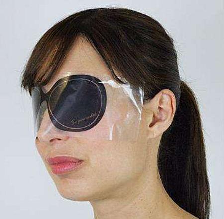 Óculos de sol descartável