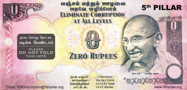 Zero Rúpias