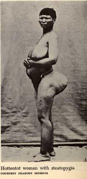 Khoisan, a tribo dos Bunda Grande
