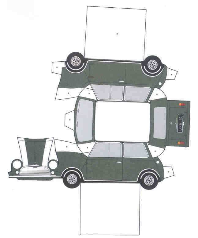 Cl ssicos para montar mdig - Voiture 3d dwg ...