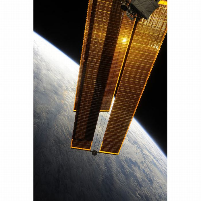 Twitpics do espaço