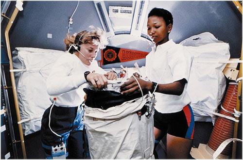 5 Fatos sobre a vida no espaço