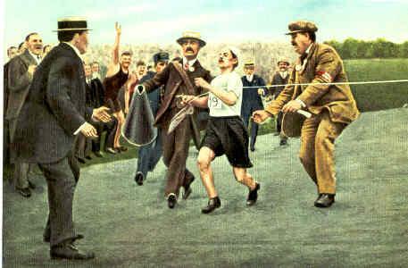 100 anos da maratona olímpica mais memorável