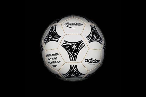 As bolas de futebol de todos os mundiais - MDig