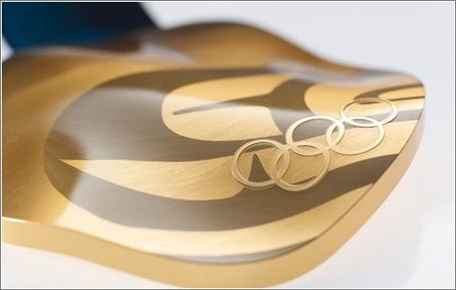 Medalhas olímpicas fabricadas com lixo eletrônico