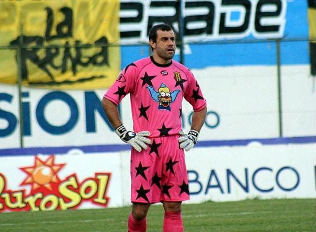 Pablo Aurrecochea, um goleiro diferente