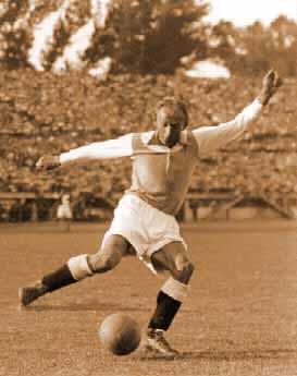 O gol que irritou Hitler