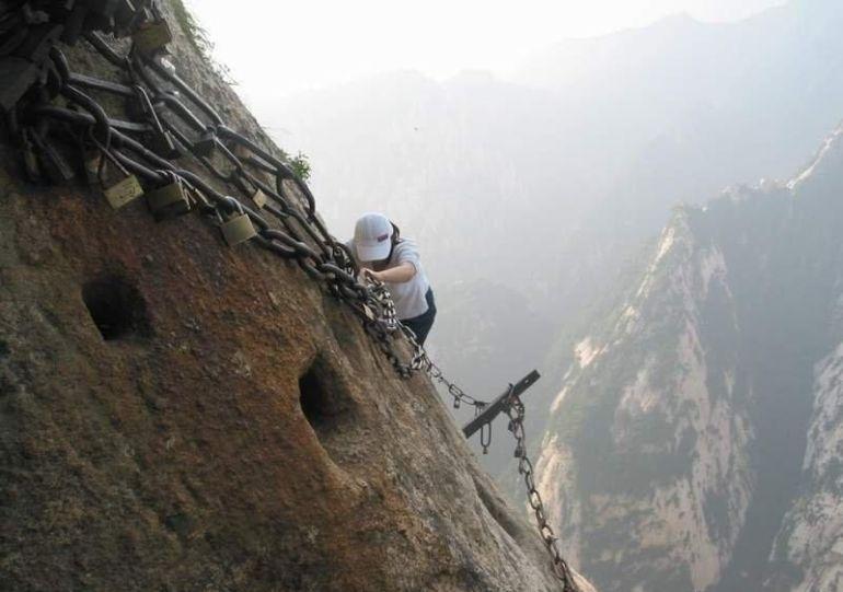 Caminho de Huashan 03